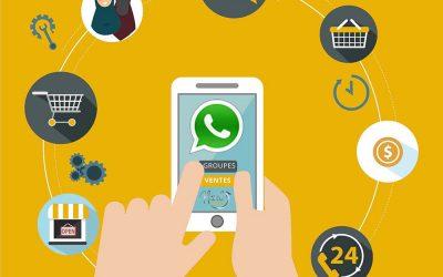 Groupes de vente Whatsapp entre soeurs